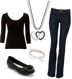 """""""Casual 2"""" by vickim-1 on Polyvore"""