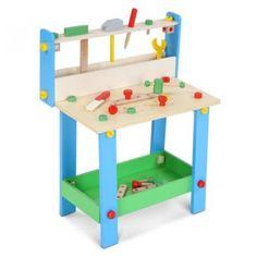Kinderwerkbank für kleine Baumeister | childrens workbench | @jago24