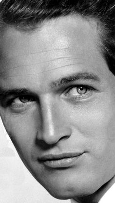 In nearly every shot, in any angle or lighting--has there ever been a more classically flawless male face on film than Paul Newman?  MATINEE IDOL nominates Paul Newman:  Handsomest Man in History!  I mean, come on....who better than him??