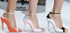 New York Fashion Week Spring 2014 shoes trends part 3