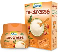NECTRESSE(TM) Natural No Calorie Sweetener