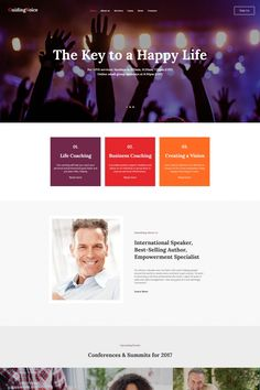 Check Guiding Voice - Life Coach Moto CMS HTML Template. Tell your personal story on the good website. https://www.templatemonster.com/moto-cms-html-templates/guiding-voice-life-coach-moto-cms-html-template-65281.html/