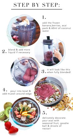 If you want to lose more than 10 pouds per week try this keto smoothie Read the post and learn how to make it step by step Enjoy! is part of Diy acai bowl - Acai Recipes, Smoothie Recipes, Dog Food Recipes, Healthy Smoothies, Healthy Drinks, Healthy Snacks, Easy Snacks, Smoothie Bol, Comida Diy
