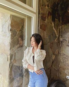Filipina Actress, Cute Girl Photo, Girl Photos, Lacoste, Cute Girls, Heaven, Ruffle Blouse, Actresses, Lady