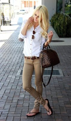 What To Wear With White Jeans 20 Perfect Outfits Spring Summer