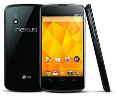 Buy LG Google Nexus 4 E960 16GB (GSM Unlocked) Android Smartphone - Black REFURBISHED for 77.55 USD | Reusell