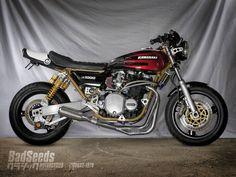Kawasaki Z1000A2-1978 by Badseed Motorcycle Club