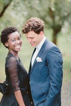 Elegant Organic Wedding Inspiration With A Bold Palette : Bajan Wed