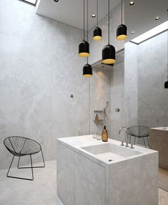 Concrete In Interior Design – Destination Living
