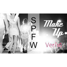 {SPFW VER / 15} No feriado sem fazer nada? Da uma espiada e confira as melhores maquiagens que rolou na semana de moda do SPFW.  {SPFW VER / 15} Check the best make up of SPFW that happened this week!  www.charmecharmosa.com   #blogcharmecharmosa #blogger #blog #beauty #beaute #beleza #make #makeup #mua #visage #visagismo #makeupartist #maquiagem #spfw #SPFWVERÃO2016 #instafashion #style #moda #fashion #catwalk #runway