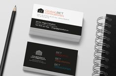 identidad corporativa Global BET Consultores
