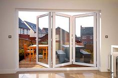 Bi-Fold Doors | DivineWindows - PVC Windows and Doors