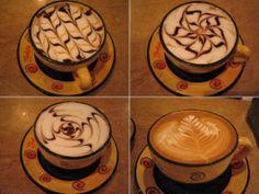 Espresso love.