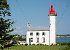 Pointe de Combrit Light, Archipel des Glénan, France