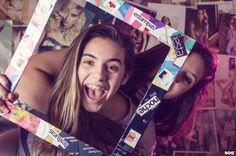 #chicas #girls #smile #sonrisa #faces #womens #happy #felices #friends #amigas #nikon d90 #fotografía #photography #neuquen #argentina #patagonia #boq #pink