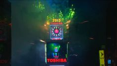 2013 - Times Square New Year's Eve Webcast (Approx @ 6hr 5 min )