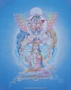 higher chakras