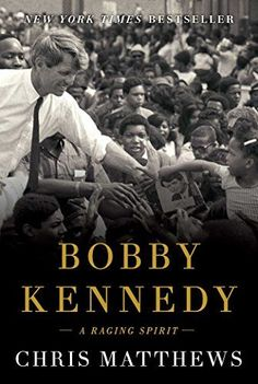 Bobby Kennedy: A Raging Spirit by Chris Matthews https://www.amazon.com/dp/1501111868/ref=cm_sw_r_pi_dp_x_gzmeAbGWEXRFT