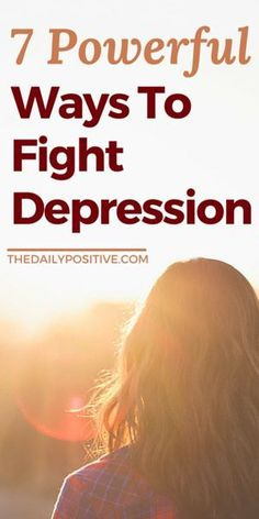 Most of us want to conquer the world, but sometimes the world conquers you. Don't let depression consume you. Make a decision today to Fight!