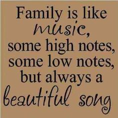 Family quotes and sayings new and best collection to share these funny, inspirational and love quotations about happy family love and life Now Quotes, Life Quotes Love, Happy Quotes, Great Quotes, Quotes To Live By, People Quotes, Family Is Everything Quotes, Choir Quotes, Quote Life