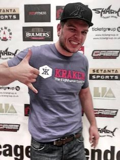 Cage #Fighter with #krakenwear #mma #ufc #boxing #fight #sportswear #lifestyle