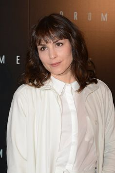 Actress Noomi Rapace (Swedish) who played The Girl With The Dragon Tattoo.