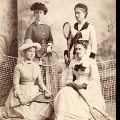 Victorian Era Tennis | Share