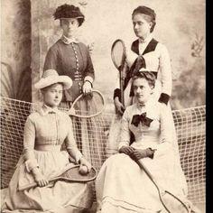 Victorian Era Tennis   Share