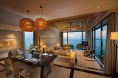 Pool-Bordered Penthouse Suites - The Conrad Koh Samui Resort's Oceanview Villa is Breathtaking (GALLERY)