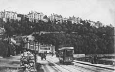 Torbay Road, with the Palm Court Hotel
