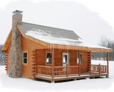 Why You Should Consider Buying a Log Cabin - Rustic Design Log Cabin Kits, Log Cabin Homes, Cabin Ideas, Log Cabins, Log Cabin Plans, Barn Homes, House Ideas, Casa Hotel, How To Build A Log Cabin