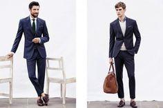 H.E. by Mango Spring/Summer 2014 Men's Lookbook