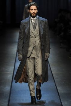 Canali Fall-Winter 2013-2014 Men's Clothing (1)