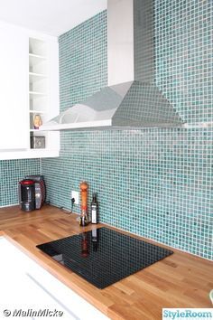 Bildresultat för turkos mosaik kök Home Decor, Interior Design, Home Interior Design, Home Decoration, Decoration Home, Interior Decorating