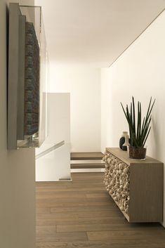 Galeria de OM Townhouse / Studio Arthur Casas - 17 Home Design, Wood Interior Design, Design Furniture, Interior Decorating, Master Suite, Manhattan, Studio Arthur Casas, Home Nyc, Natural Wood Flooring