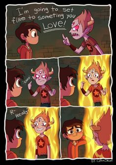 I love starco so so much but there's a part of me that wants tomco to happen 😂