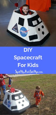 diy spacecraft, nasa costume, shuttle costume, orion costume, costume, halloween costume, shuttle, nasa, space, space costume, astronaut costume