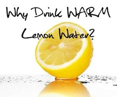 Drink warm lemon water first thing in the morning to help lose fat, improve digestion and remove toxins from your body Healthy Drinks, Healthy Tips, Healthy Choices, How To Stay Healthy, Healthy Facts, Healthy Weight, Health And Nutrition, Health And Wellness, Health Fitness