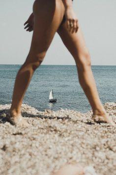 Partial mohawk – Hair World Beach Aesthetic, Summer Aesthetic, Summer Feeling, Summer Vibes, Summer Dream, Summer Photos, Beach Pictures, Summertime, Surfing