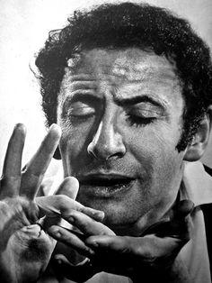 Yousuf Karsh - Marcel Marceau