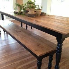 Magnolia farm- beautiful table