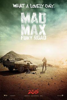"""Comic Con 2014 : Mad Max passe une """"bonne journée"""" sur l'affiche teaser - News films Vu sur le web - AlloCiné"""