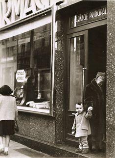 Robert Doisneau - 1955