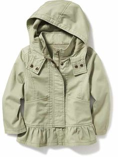 Todder Girls Clothes: Jackets & Outerwear | Old Navy