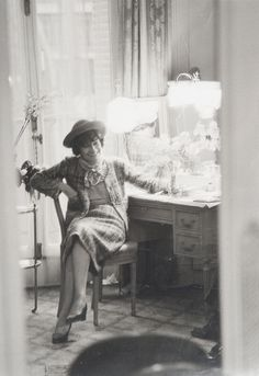 COCO CHANEL........SOURCE MODEREPORTER.CH.........