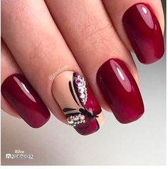 Маникюр - дизайн ногтей #unasdecoradas