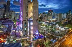 PANAMA HARD ROCK CAFE BY HANAMI SOHN
