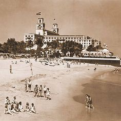 The South's Grand Resorts   The Breakers Palm Beach, 1950   SouthernLiving.com