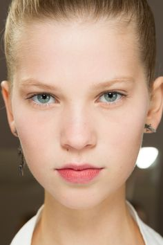 Christian Dior Spring 2017 Ready-to-Wear Fashion Show Beauty