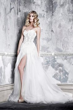 The Magnificence of Pallas Couture's 2015 Wedding Gown Collection | Strictly Weddings